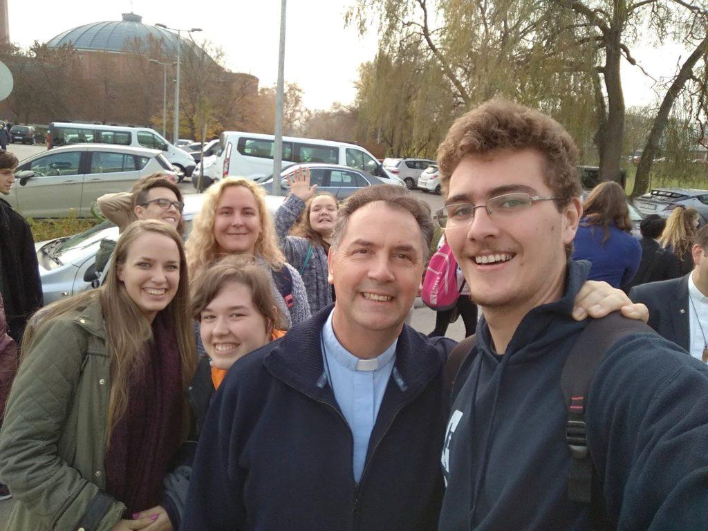 Rendfőnök látogatása Magyarországra